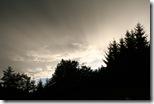 Der Himmel nach dem Gewitter
