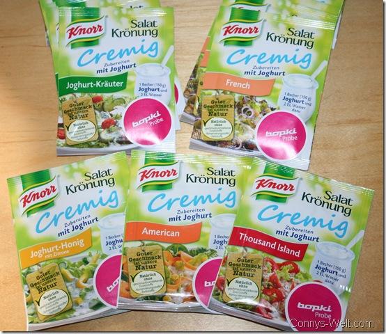 Knorr Salat Krönung cremig