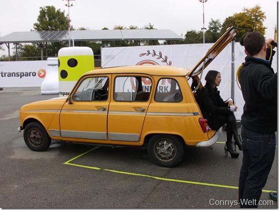 transparo Einparkmeisterschaft 2012