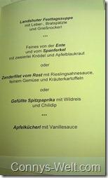 Hotel Goldene Sonne Landshut Speisekarte