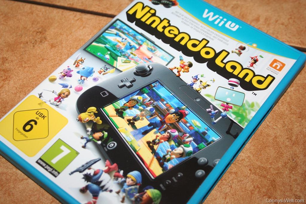 Nintendo Land Wii U Die Minispielesammlung Für Groß Und Klein