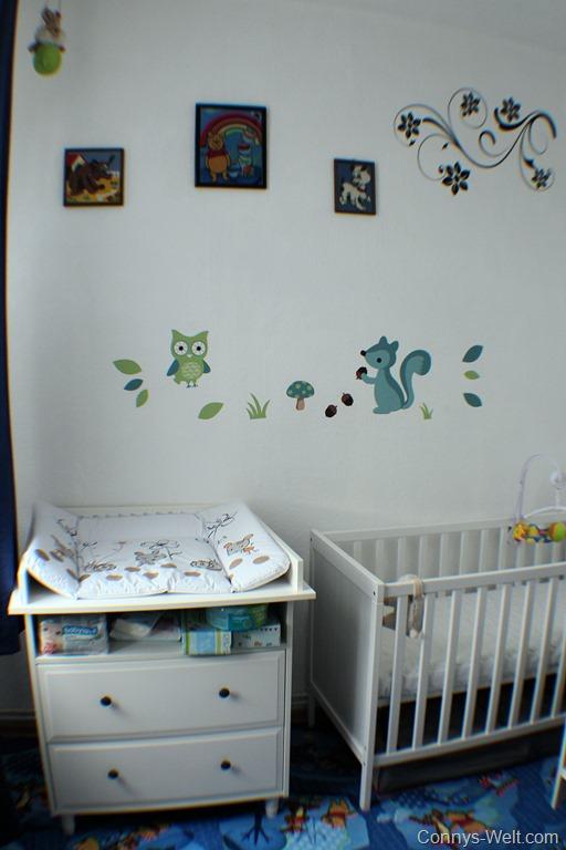 die kinderzimmer sind fertig – das babyschlafzimmer   connys, Schlafzimmer