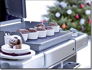 Muffins vom Grill