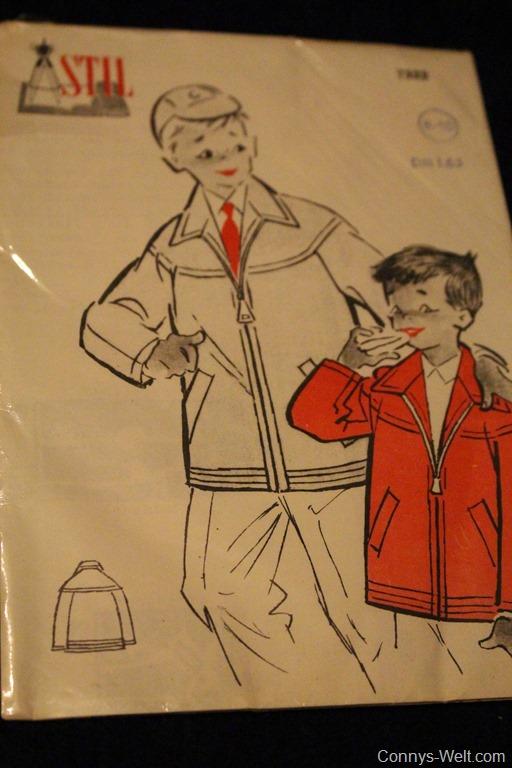 21 Vintage Schnittmuster zu verkaufen   Connys Weblog - Blog einer ...