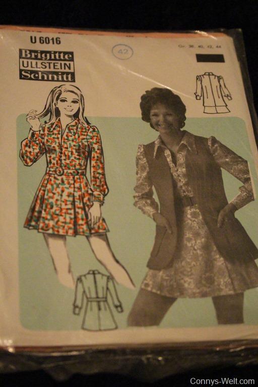 21 Vintage Schnittmuster zu verkaufen | Connys Weblog - Blog einer ...