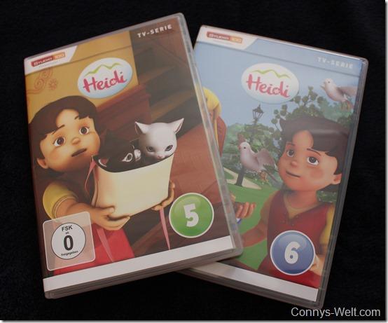 heidi dvd 5 und 6 erschienen connys weblog blog einer. Black Bedroom Furniture Sets. Home Design Ideas