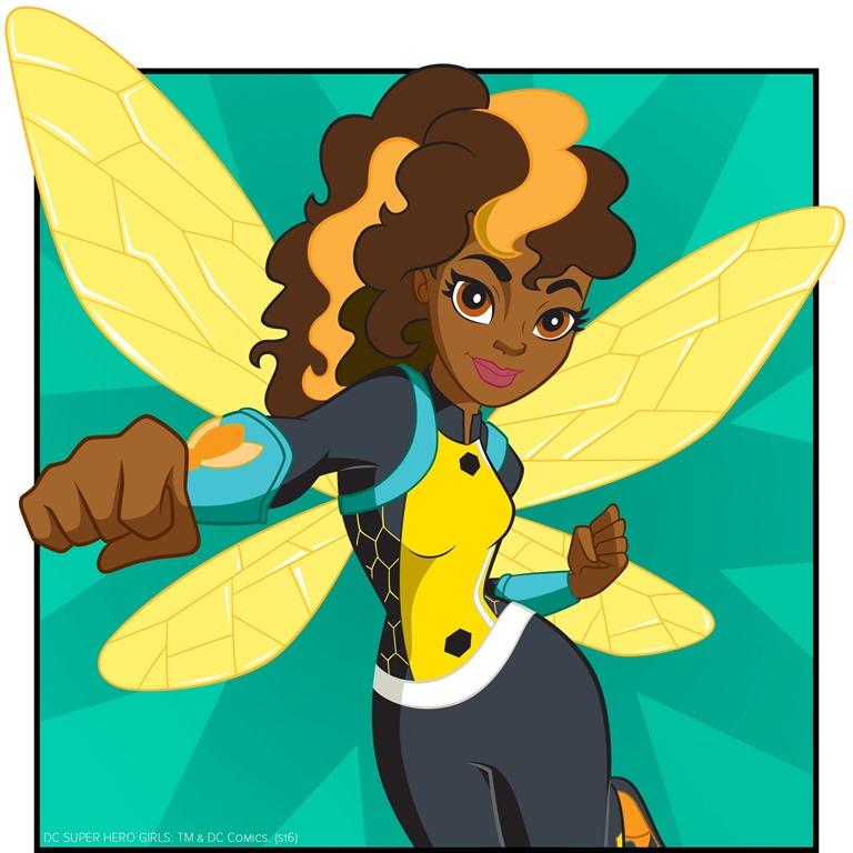 neue heldinnen braucht das land die dc superhero girls kommen connys weblog blog einer. Black Bedroom Furniture Sets. Home Design Ideas