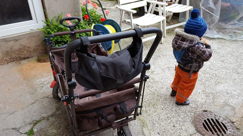 kinderwagen organizer dm
